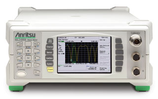 Anritsu ML2487B Wideband Peak Power Meter
