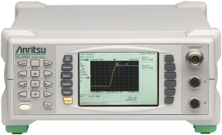 Anritsu ML2496A Wideband Peak Power Meter 65MHz Bandwidth