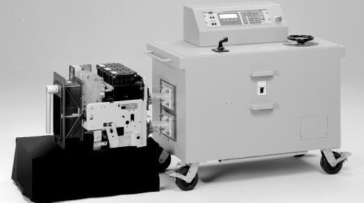 Megger DDA-3000 Circuit Breaker Test Set