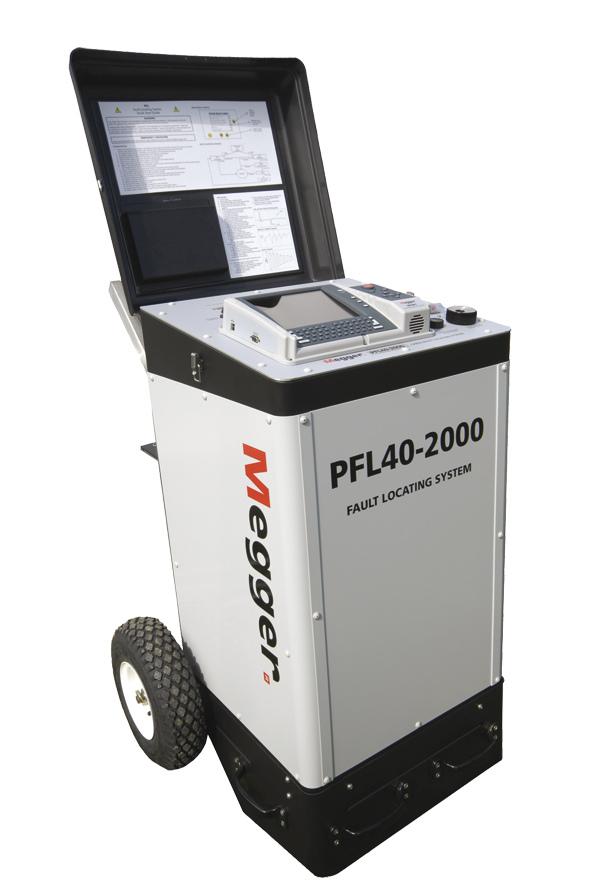 Megger PFL40-2000