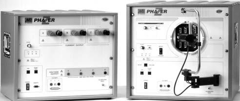 Megger PZR-J120-160 3-Phase Watthour Meter Test Set