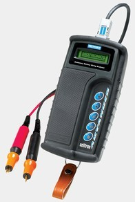 Тестре АКБ Celltron Advanced (CTA-4000 LC, CTA-4000 LC2).  Проверка стационарных свинцово-кислотных батарей включая...
