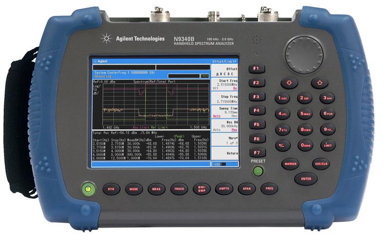 Agilent N9340B