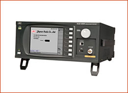 Japan Radio Company NJZ-4000 W-CDMA/HSDPA Application Tester