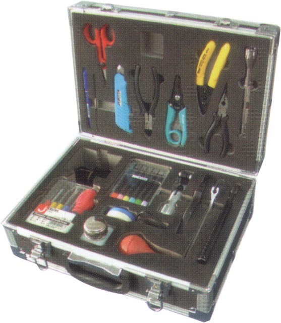 Techwin TC-401 Fiber Optic Tool Kit