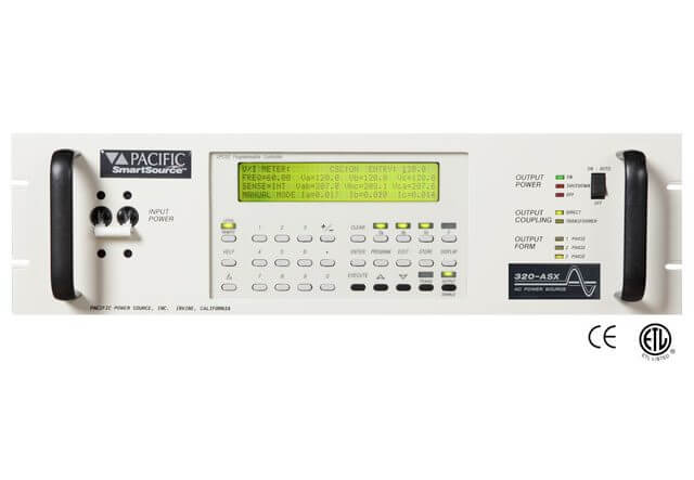 Pacific Power Source 315ASX