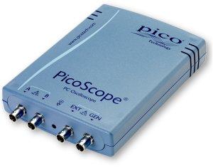 Pico Technology 3204B PC Oscilloscope