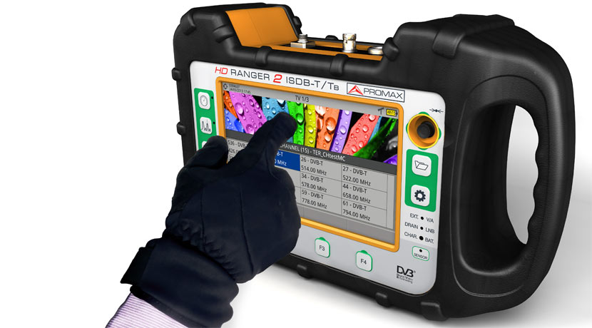 Promax HD RANGER 2 ISDBT