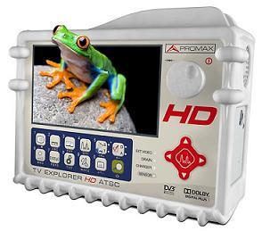Promax TV Explorer HD ATSC