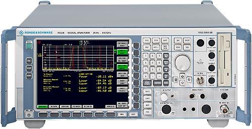 Rohde Schwarz FSQ26-B17-B100-K10-K40