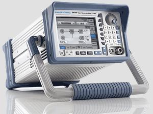 Rohde Schwarz SM300 with ZZK-300