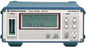 Rohde Schwarz URV35.02