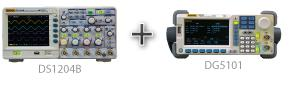 Rigol DS1204B - DG5101 Signal Analysis Package 3