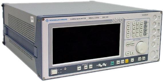 Rohde Schwarz SMIQ06B (SYSTEM 1)