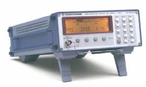 Rohde Schwarz URE3 Voltmeter
