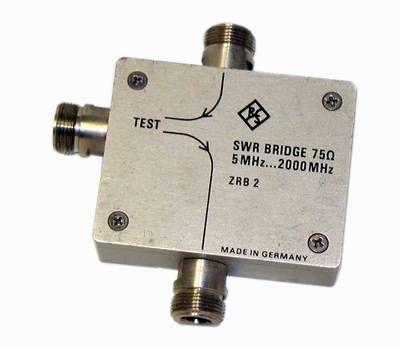 Rohde Schwarz ZRB2-2500