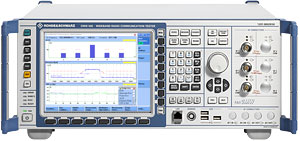 Rohde Schwarz CMW500 loaded with options