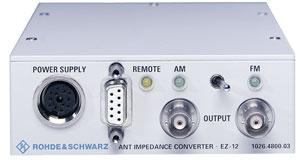 Rohde Schwarz EZ12