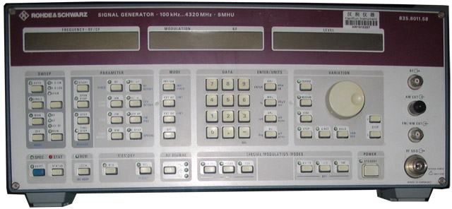 Rohde Schwarz SMHU-58