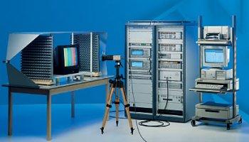 Rohde Schwarz TS9980 AV Multistandard