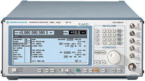 Rohde Schwarz SMP02