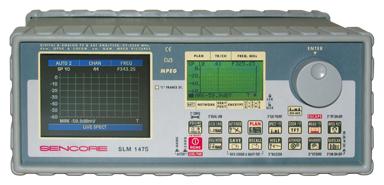 Sencore SLM1475
