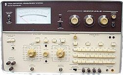 Sound Technology 1710A, Distortion Analyzer