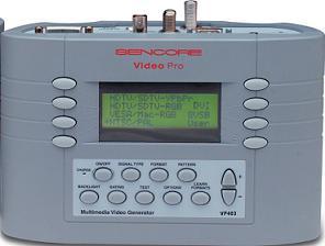 Sencore VP403