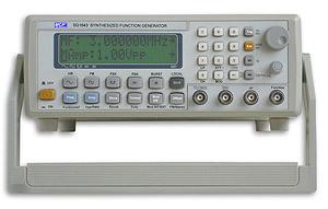 Shanghai MCP SG1643-30 30MHz Function Generator
