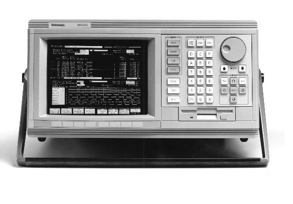 Tektronix 3001MPX