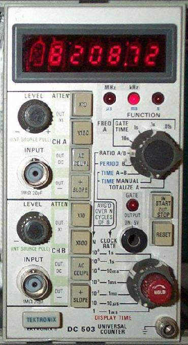 TEKTRONIX DC503