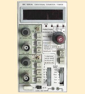 TEKTRONIX DC505A