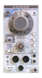 TEKTRONIX SG505-WR