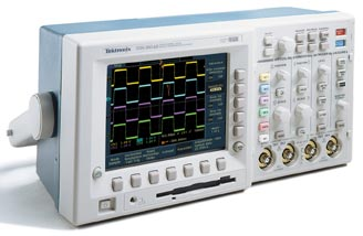 Tektronix TDS3054-TDS3EM