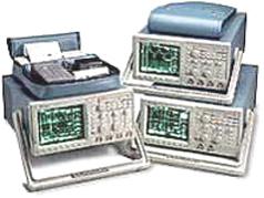 Tektronix TDS420A-1F-2A-13