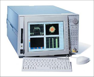 Tektronix WCA380 Wireless Communication Analzyer