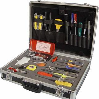 Techwin TC-405 Fiber Optic Tool Kit