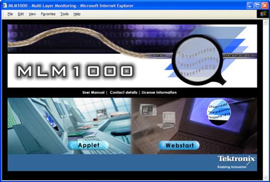 Tektronix MLM1000