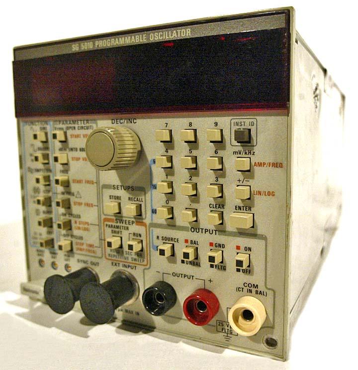 Tektronix SG5010