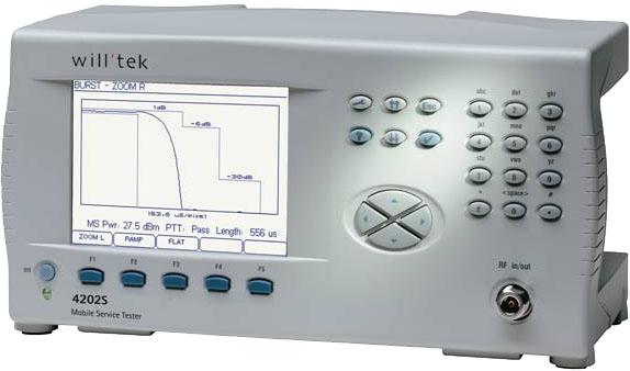 Willtek 4202S-GSM850