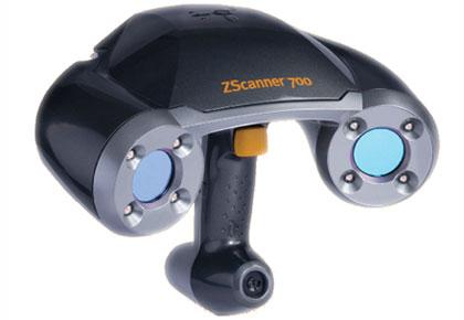 Z Corporation ZScanner 700