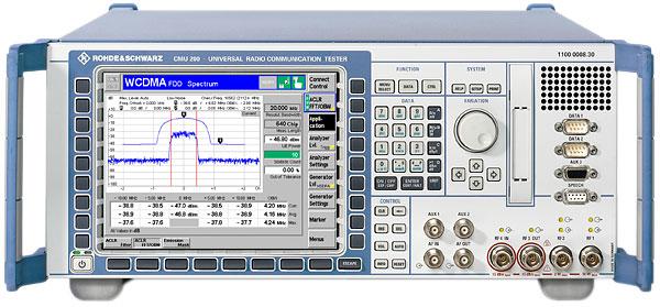 Rohde Schwarz CMU200-K21-K22-K23-K24-B21V14-B52V14-B54V14-PCMCIA