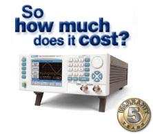 Tabor Electronics 2571A