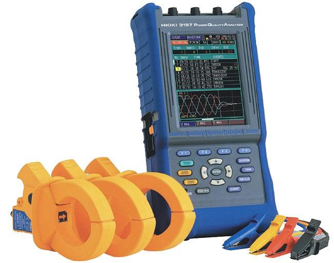 Hioki 3197-01-5000 Pro