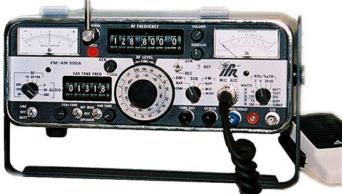 Aeroflex-IFR FM-AM 500A-01-04