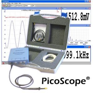 Pico Technology 3205 Oscilloscope Kit