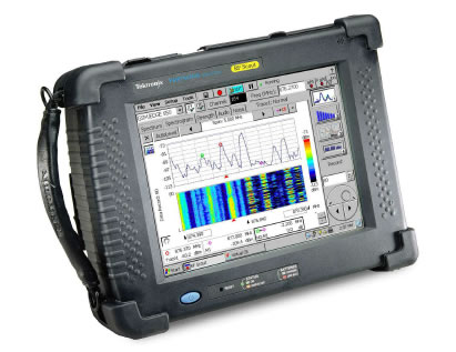 Tektronix RF Scout Interference Hunter